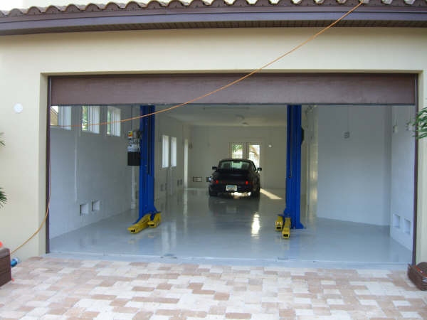 Residential Auto Lift Installations In Tampa Bay Florida