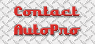 Contact AutoPro/Wade's Equipment