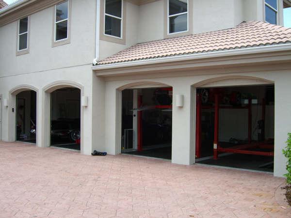 Beautiful Residential Garage